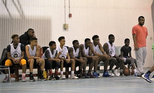 Sun Youth's 2nd annual autumn invitational basketball tournament