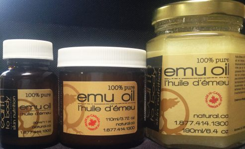 Emu Oil: Unrefined and Unsurpassed