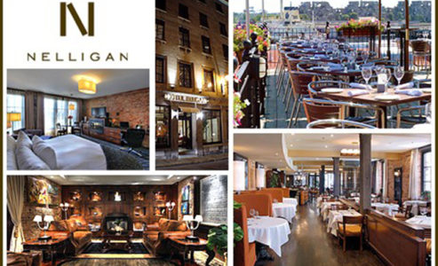 Hotel Nelligan – A boutique Hotel of excellence