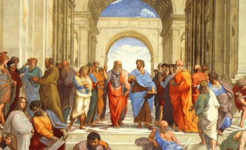 UNESCO celebrated Aristotle in 2016