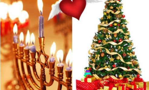 Christmas and Hanukkah Miracles Unite
