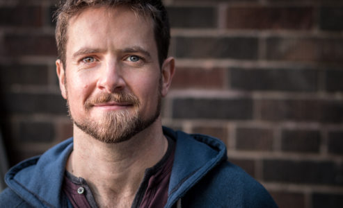 Comedian Christophe Davidson uses humour to tackle his battle with mental illness this weekend at Comedyworks