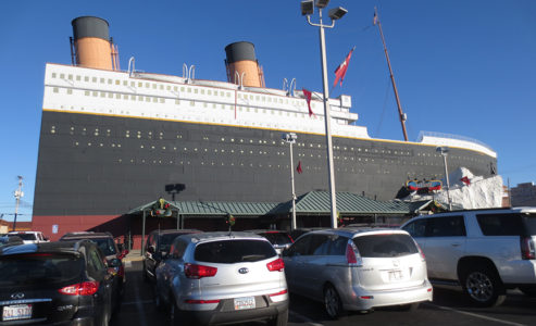 Titanic museum Branson Missouri and the place to experience Christmas