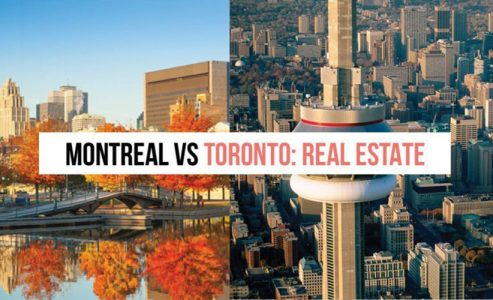 Toronto VS Montreal Real Estate – dollar for dollar