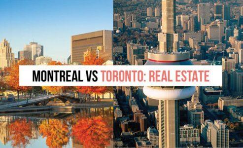 Toronto VS Montreal Real Estate – dollar for dollar
