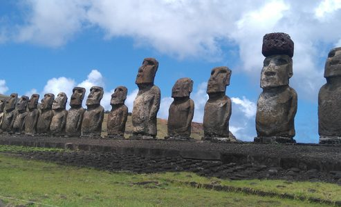 Easter Island – between mystery and political demands