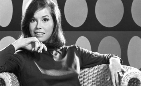 Mary Tyler Moore's Victorian house up for sale