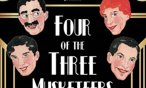 Four of the Three Musketeers: The Marx Brothers on Stage by Robert S. Bader