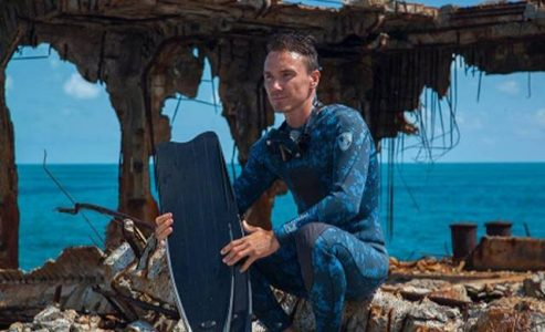 Missing Toronto's documentary filmmaker's body Rob Stewart found after underwater shoot gone wrong