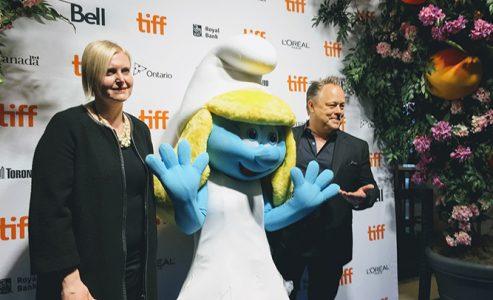TIFF Kids International Film Festival opening night Premiere of Smurfs: The Lost Village