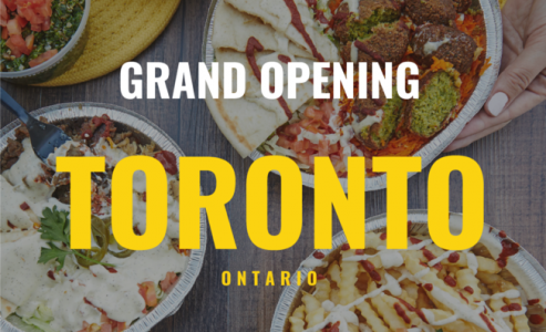 Halal Guys Announce Grand Opening Date In Toronto