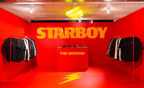 The Weeknd Will Have Another Pop-Up Shop In Toronto This Weekend