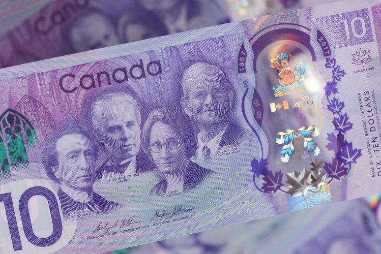 Desmond CANADA 10 Dollars Banknote World Paper Money Currency PICK p-New 2018 V