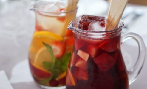 5 Easy Summer Cocktail ideas this Canada 150 Long Weekend
