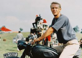 Steve McQueen – Le Mans in the Rearview Mirror