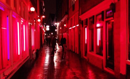 Could A Greater Toronto Area Be Getting A Red Light District?