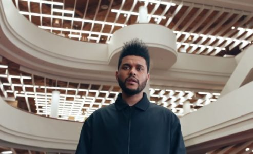 The Weeknd's New Video Features The Toronto Reference Library And UTSC