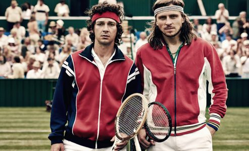 Borg / McEnroe to open 2017 Toronto International Fim Festival (TIFF)