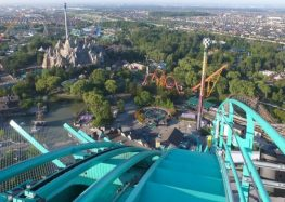 Canada's Wonderland Could Get A Full-Out Resort With A Hotel On Its Park Grounds