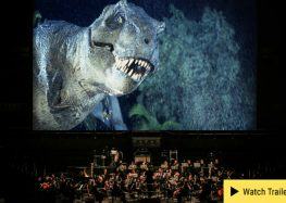 Jurassic Park Concert / Movie in Toronto