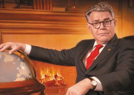 Al Franken – Giant of the Senate review
