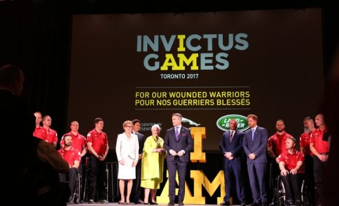 Invictus Games Begin In Toronto