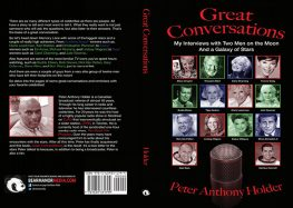 Great Conversations by Peter Anthony Holder