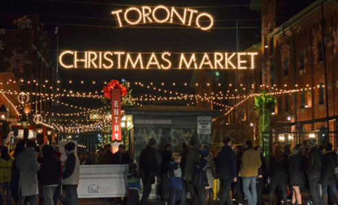 5 things to do at Toronto Christmas Market