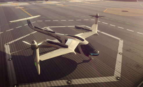 Uber Looks to the Sky – Plans Flying tarnsport