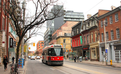 Toronto is getting ready for King Street Transit Pilot Project