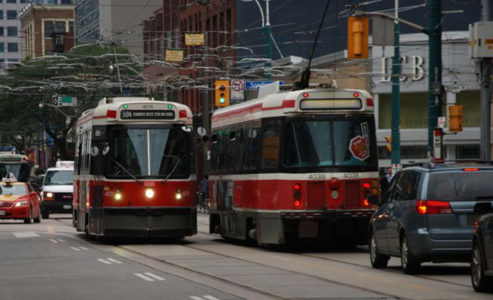 The King Street Transit Pilot launched – How many received tickets?