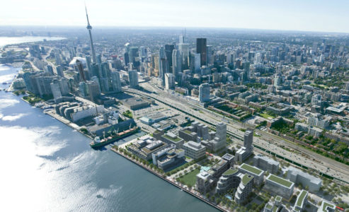 New details about Toronto Waterfront development project