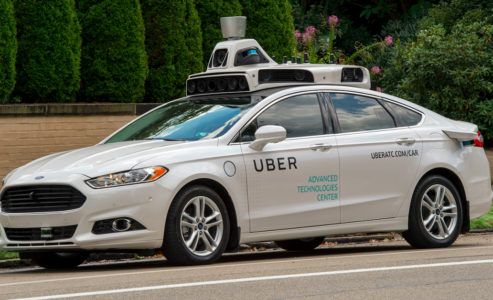 UBER stops testing self-driving cars in Toronto after pedestrian killed