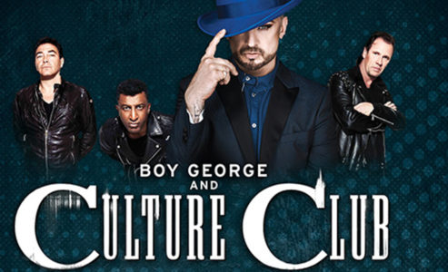 Boy George and the Culture Club in Toronto (video)