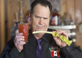 Oscar Nominee and Canadian legend Dan Aykroyd creates the official Caesar of 2018