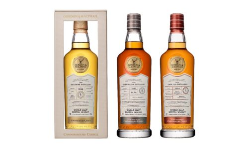 Gordon & MacPhail's single malt Scotch whiskies new look #MaturationExpert
