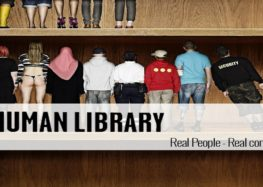 The Human Library coming to Toronto?- Real People in Real Time!