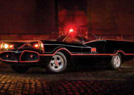 "Holly Cow! – 1966 Batmobile Recreation ""#5"" is for sale"