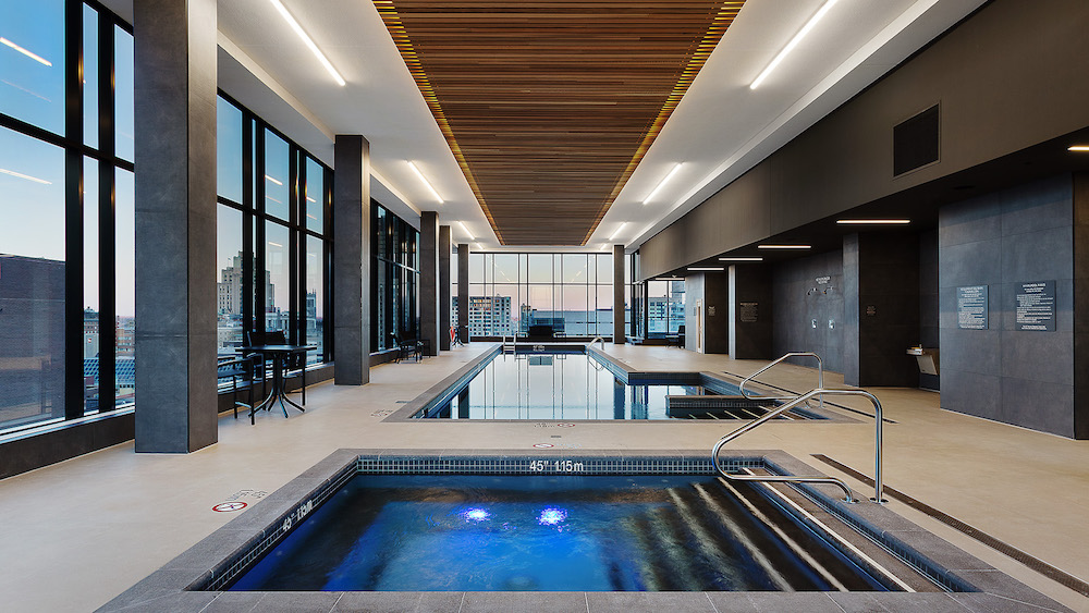 Montreal 39 S Latest Luxury Hotel Ac Hotels By Marriott Montreal Times Montreal 39 S English