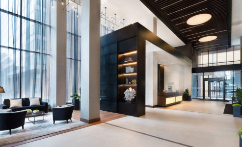 AC HOTELS by Marriott opened their first property in Canada