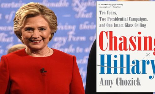 Chasing Hillary by Amy Choznick – Book review