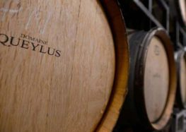 Tasting the wines of Queylus in Niagara