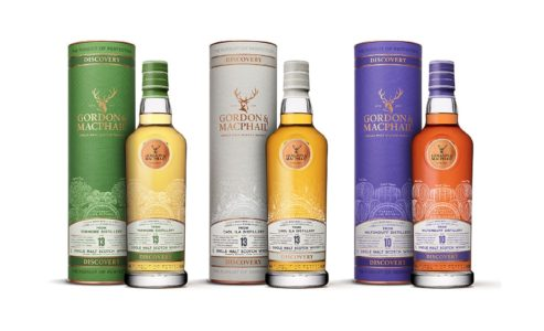 Gordon & MacPhail unveils new single malt Scotch whiskies