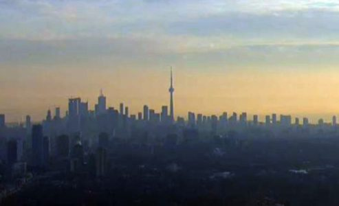 Canada's air quality is among the best in the world