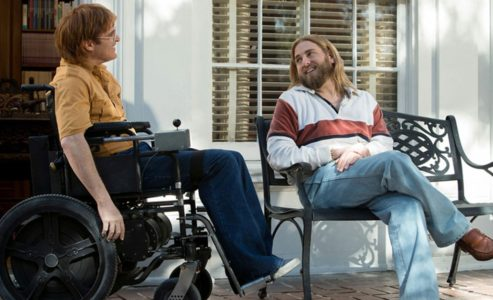 Don't Worry He Won't Get Far on Foot – (review + trailer)