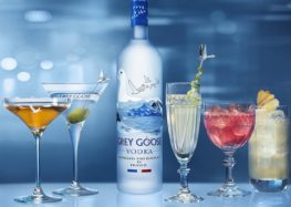 Enjoying the long weekend with Grey Goose (recipes)