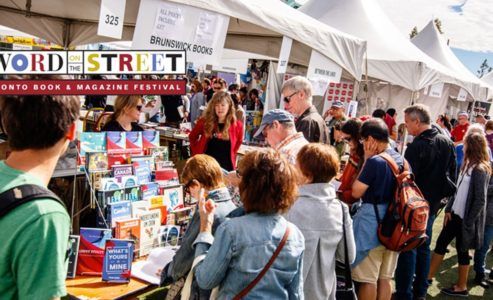 Toronto Book and Magazine Festival – The word on the street!