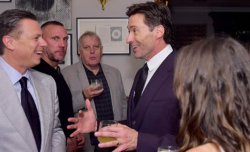 Grey Goose vodka and Soho House Toronto celebrate the international premiere of The Front Runner