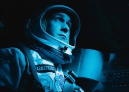 FIRST MAN: The human side (movie review)
