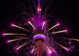Toronto CN Tower New Year's Eve Party